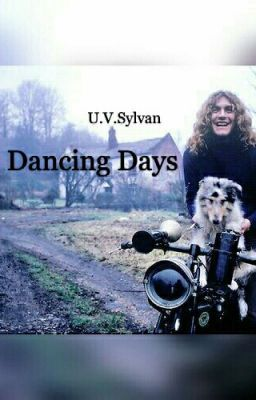 """#wattpad #fanfiction """"Dancing Days"""" is the story about two human beings. Two different people, from distinct worlds.     The story begins in 1969, January 10th in  America, Boston, where the main character - Morgana lives.      After she finds her soul-friend, they seperate. Distance friendship, or even love, make miss..."""
