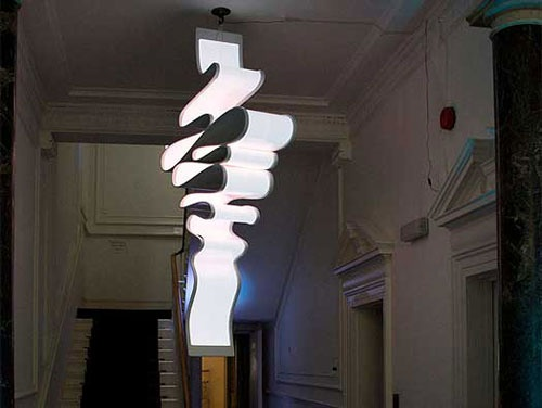 27 Modern Lighting Solutions, Carbon 451 Lamp