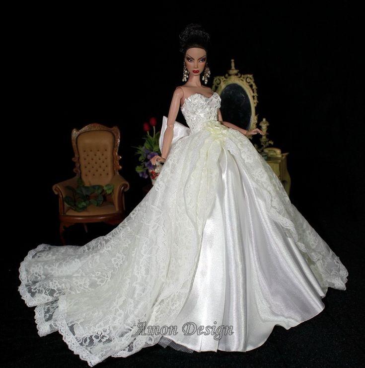 its a barbie but the dress is kinda cute :P