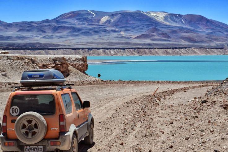 O deserto do atacama no Chile é uma opção incrível de viagem na América Latina. Ideal para aqueles que buscam aventuras!