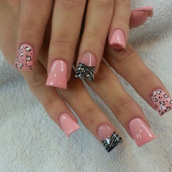 die besten 25 gepardenmuster nageldesign ideen auf pinterest rosa leoparden fingern gel. Black Bedroom Furniture Sets. Home Design Ideas