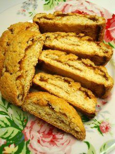 le ricette in cucina di patatina: biscotti arrotolati alla marmellata