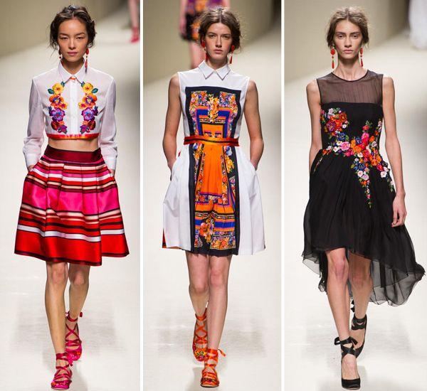 Valentino o Jean Paul Gaultier se han inspirado en México para realizar sus colecciones. Para innovar en estas fiestas patrias, te recomendamos sus piezas.