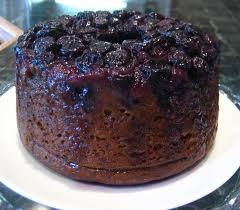 "STEAMED BLUEBERRY PUDDING    This recipe for Steamed Blueberry Pudding is a favorite of ""Newfies"". They would serve this on a Sunday or (as they typically have large families) just a dessert on a weekday. I find it a bit heavy, so a small helping goes a long way.  https://www.facebook.com/NewfieChatterBox"