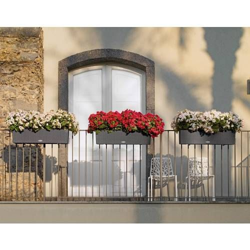 Balconera Cottage 80 - Granito - LECHUZA