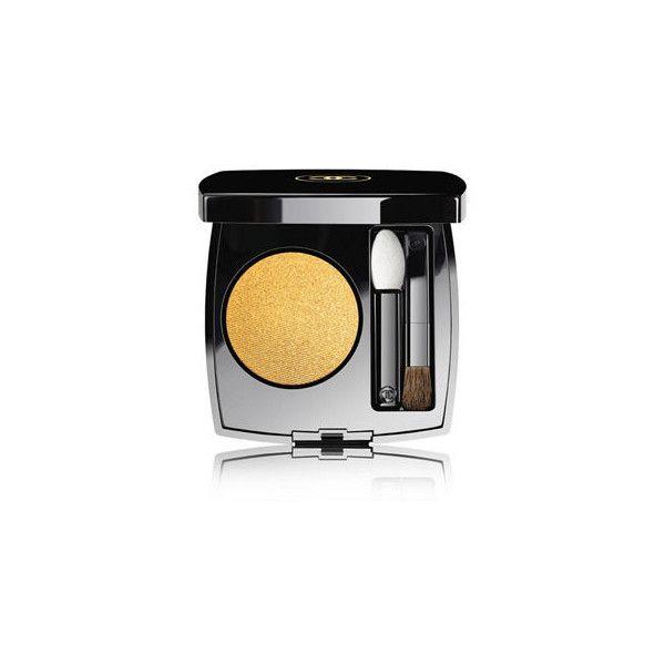 Chanel OMBRE PREMIÈRE Longwear Powder Eyeshadow (404.940 IDR) ❤ liked on Polyvore featuring beauty products, makeup, eye makeup, eyeshadow, chanel eyeshadow, chanel eye makeup, chanel, chanel eye shadow and long wear eyeshadow