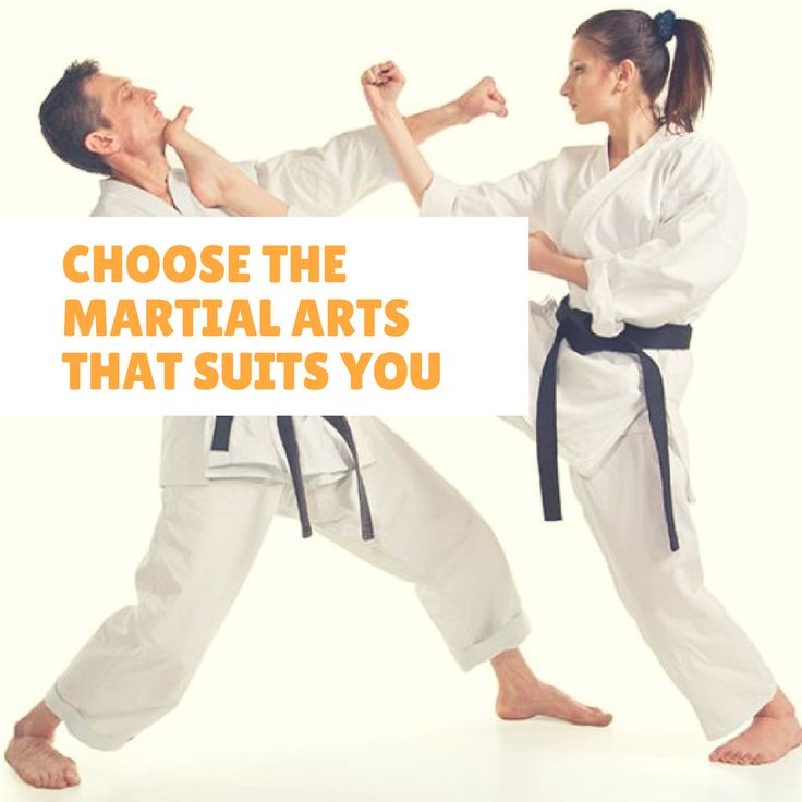 Choose the martial arts style that suits you invictus gym