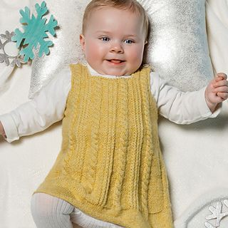 Free Knitting Pattern Little Girl Dress : 17 Best images about knit dresses for little girls on ...