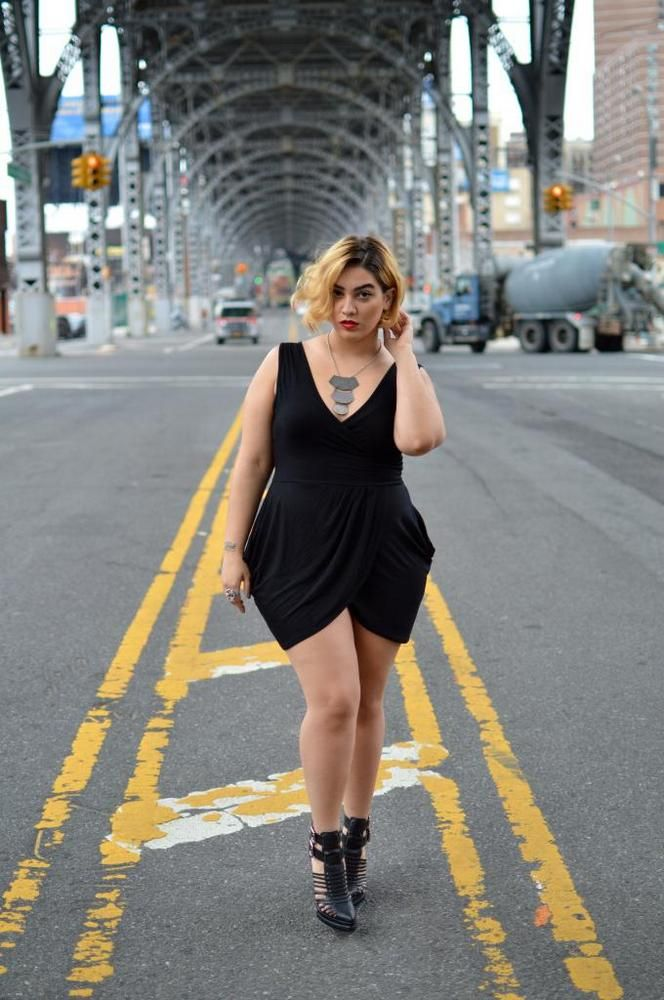 Plus Size Blogger Nadia Aboulhosn