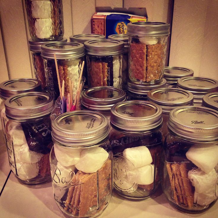 Glamping Party Favors