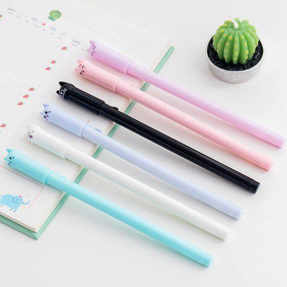 2 IN 1 Color Mark Pen Color Pens Kawaii pens. Cute Pens