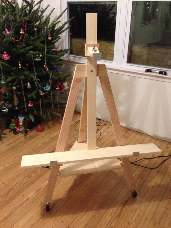 TV Stand Easel By IBalalaika On Etsy, $149.00