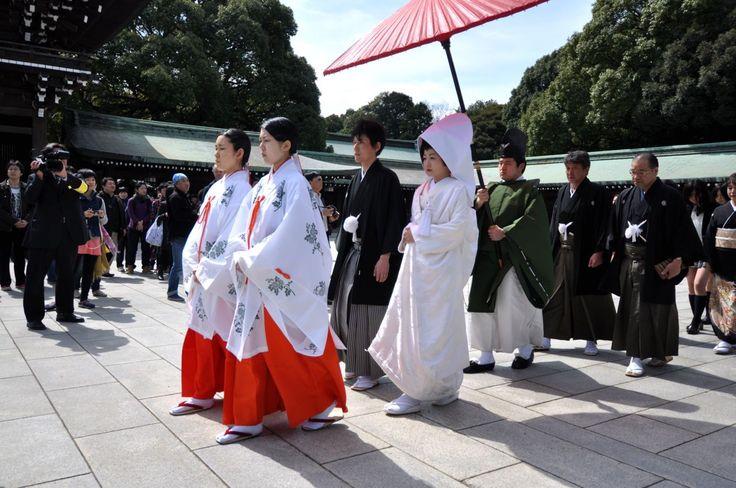 Sanctuaire Meiji, Japon   Voilà quelque chose que tous ceux qui viendront nous rendre visite ...