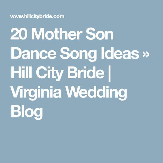 Best 25+ Mother Son Dance Ideas On Pinterest
