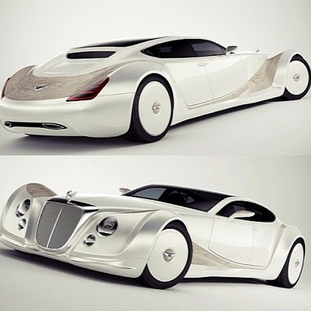 How A Boss Pulls Up. The Luxury Car of the day brought to you by thewakefieldjournal.com Bentley Concept Car  @thewakefield- #webstagram