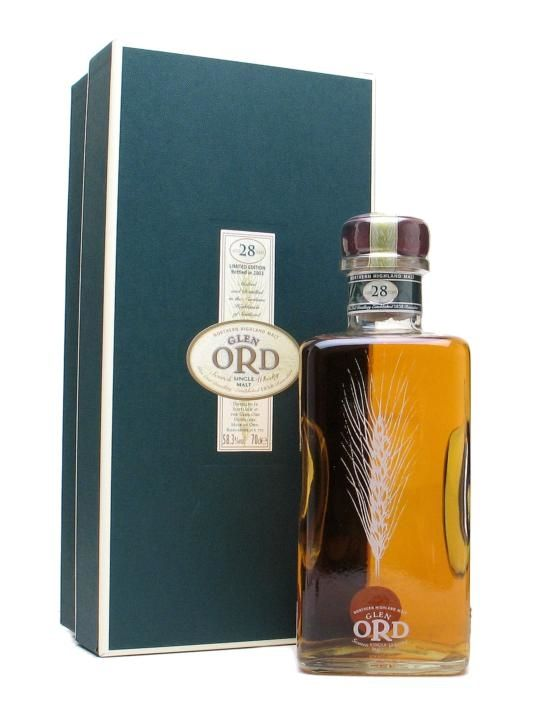 A top-quality cask-strength Glen Ord, with typical grassy, heathery and barley-sugar notes alongside summer fruits and well-integrated vanilla oak notes. Jim Murray gave this 90 points in the Whis...
