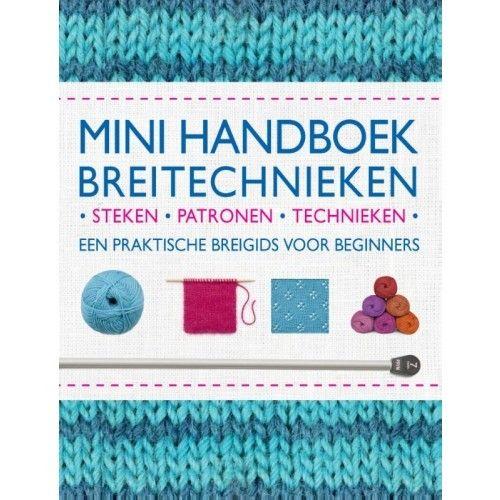 Mini Handboek Breitechnieken ISBN9789023013761