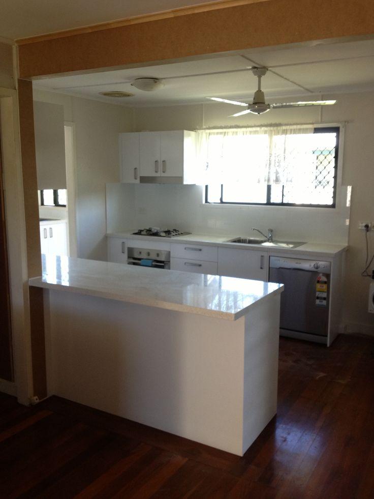 Modern & Luxury Kitchen Renovation in Brisbane, QLD