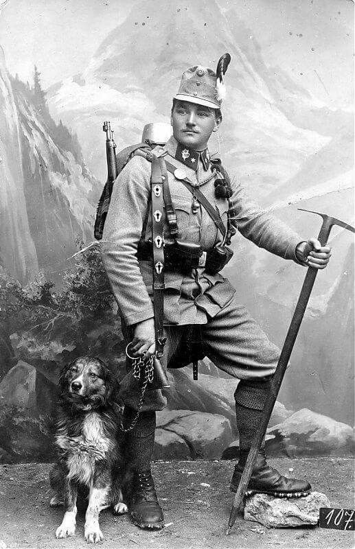 Austro Hungarian Gebirgsjager Первая мировая война