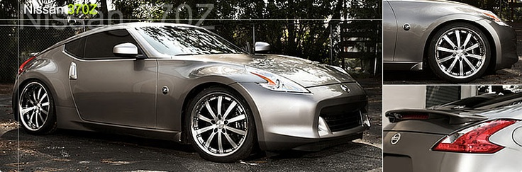 370 Z: Rides, Dreams, Dream Cars