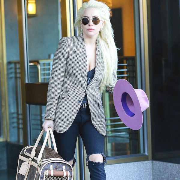 Lady Gaga Pampers Newest Pooch In Front Of Paparazzi - http://oceanup.com/2016/11/24/lady-gaga-pampers-newest-pooch-in-front-of-paparazzi/