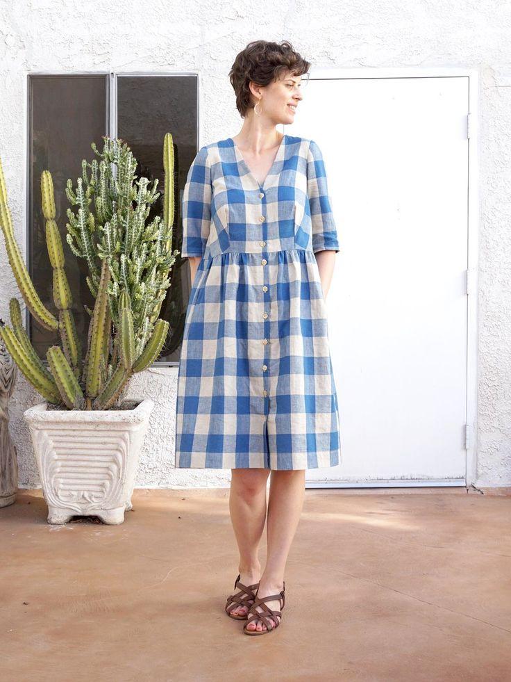 Sew DIY: Darling Ranges review