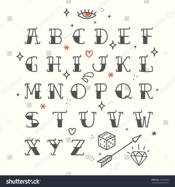 Tattoo Quotes Letter Style: Best 25+ Tattoo Lettering Alphabet Ideas On Pinterest