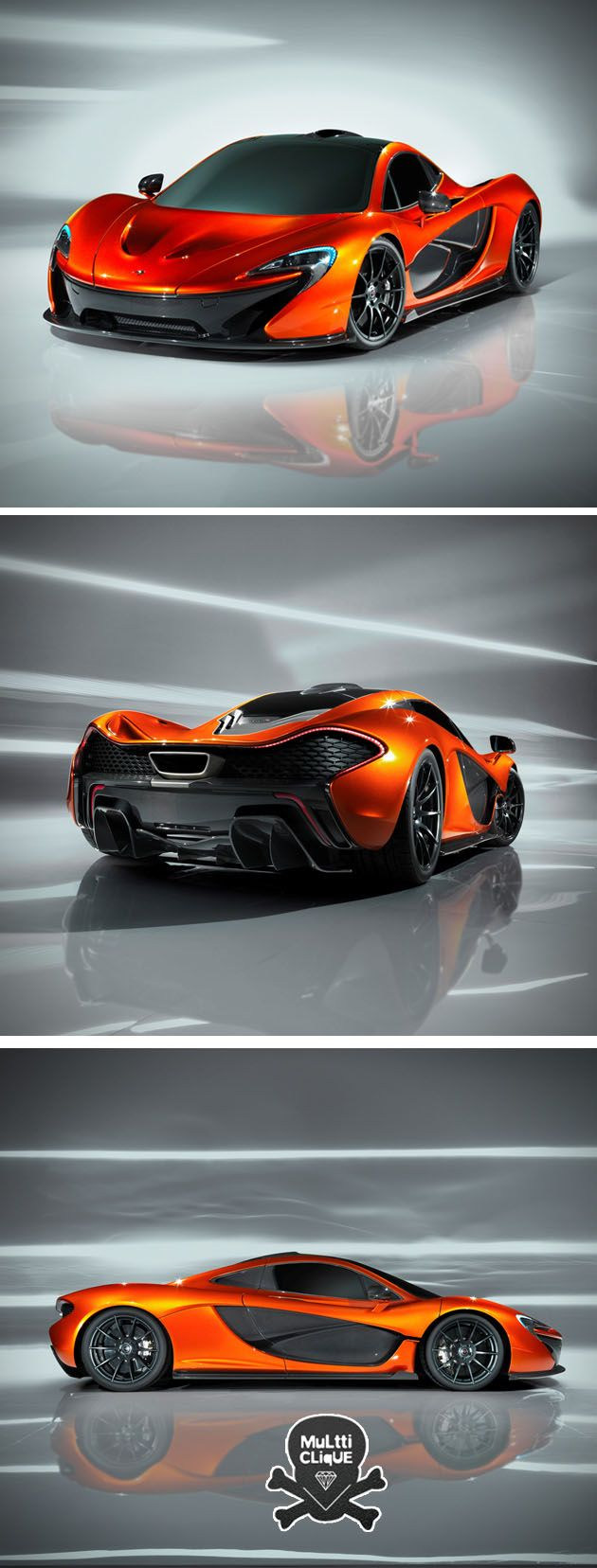 McLaren P1 $1.15m http://cars.mclaren.com/home/models_link/McLAREN%20P1/introduction.html