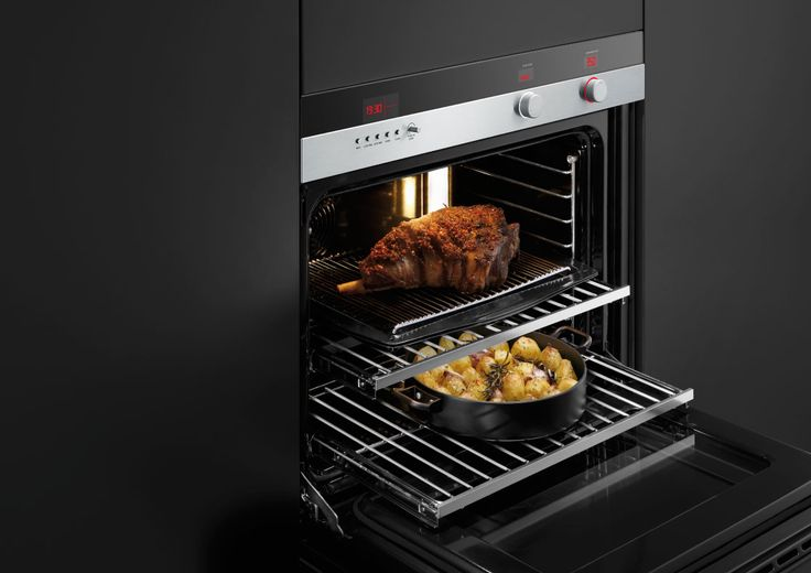 "Fisher & Paykel 30"" Single Self-clean Built-in Oven (OB30SDEPX2). Available in #york and #harrogate #showrooms at www.htodd.co.uk. The OB30's cavernous size, ten cooking modes including self-clean and AeroTech™ cooking system make it the ultimate in cooking technology and convenience. Combine all this with its clean lines, stylish machined metals and electronic illumination, and the OB30 strikes the perfect balance between form and function."