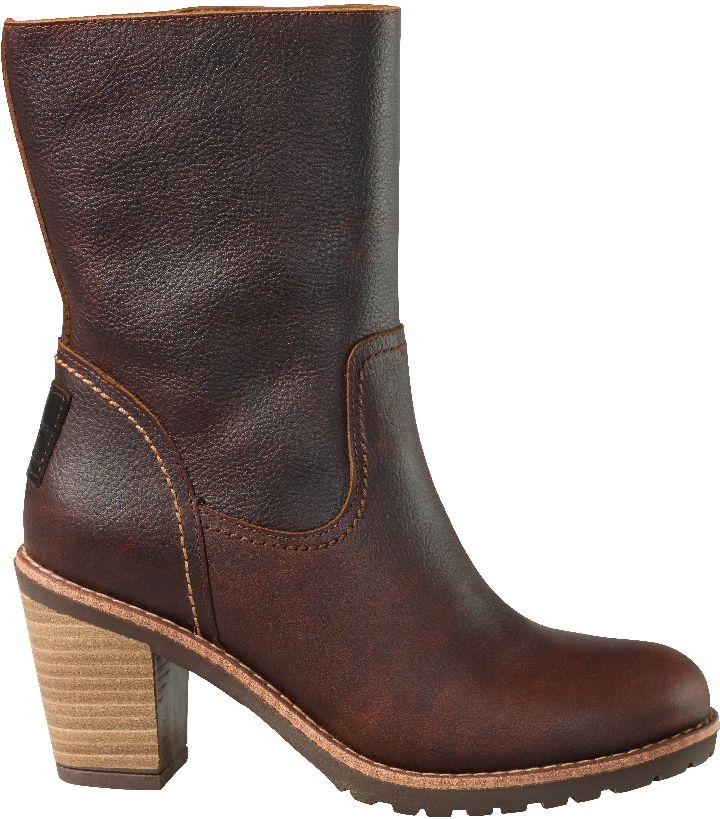 Dameslaars Women Boots brown CANNES kastanjebruin   Officiële Panama Jack® winkel