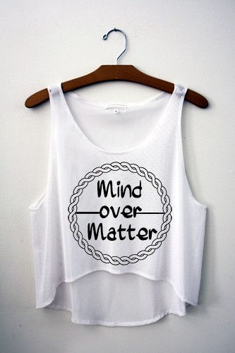 Mind over Matter – Hipster Tops
