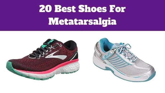 best womens sneakers for metatarsalgia