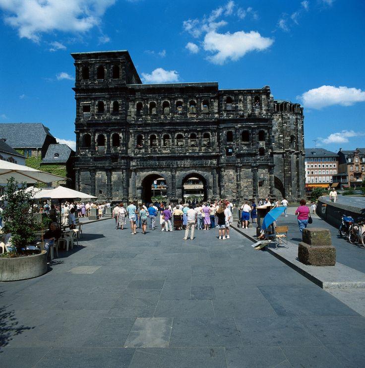 トリーア:古代ローマ人の遺産とフランス風の魅力。 ©Deutsche Zentrale für Tourismus e.V., Merten, Hans-Peter