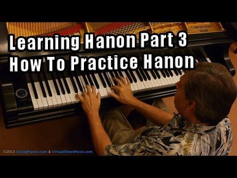 50 best paulist fr ricky manalo images on pinterest fruit tree learning hanon part 3 video by robert estrin on virtual sheet music fandeluxe Image collections
