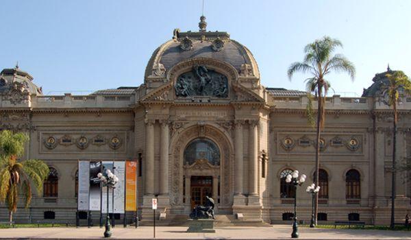 Museo Nacional de Bellas Artes - MNBA Barrio Bellas Artes