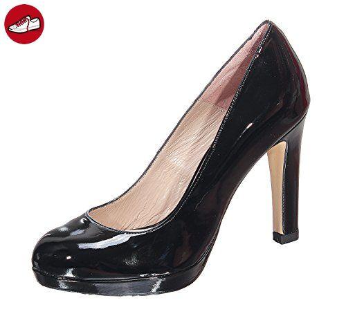Marion Spath Damen 346-405 Lackleder High Heel Pumps schwarz Lack Größe 45 EU (*Partner-Link)
