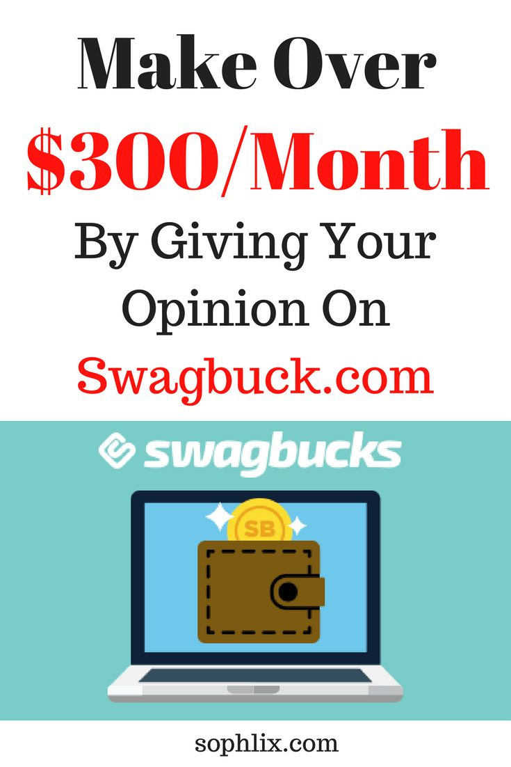 Learn how to make money online with swagbucks survey company | survey for money l make money fast l make money at home l make money online l earn extra money l best side hustle ideas for passive income