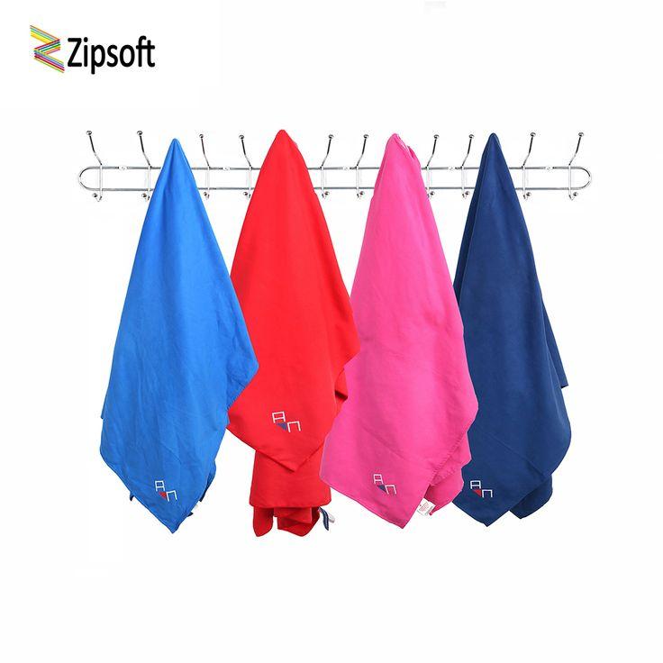 Zipsoft Microfiber Large Beach Towel Travel Compact Quick Dry Absorbent Matyoga mat towel Superabsorbent moisture for Adult 2017