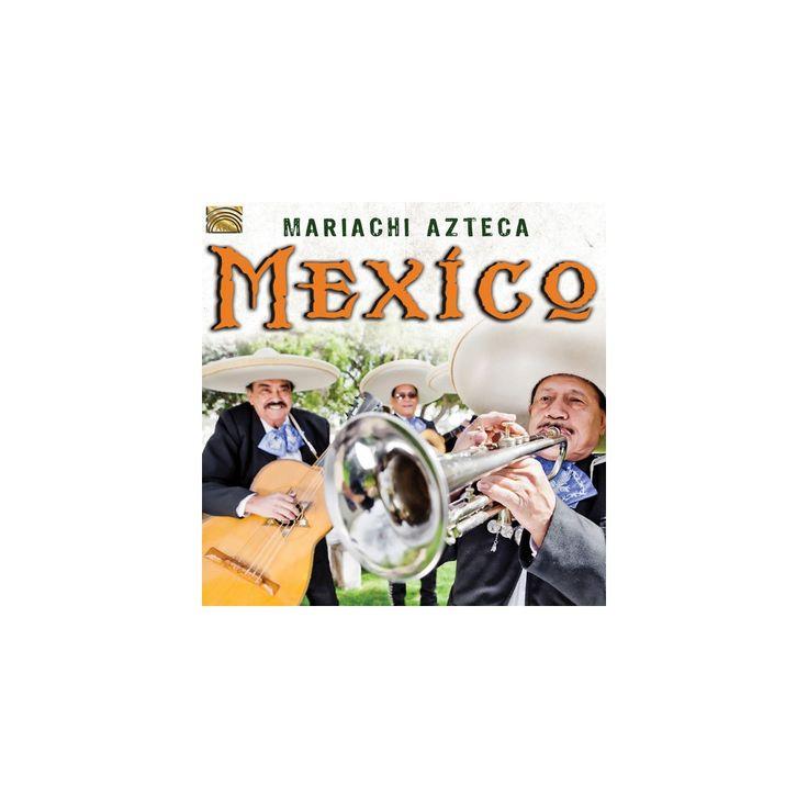 Fuentes & Mariachi Azteca - Mexico (CD)