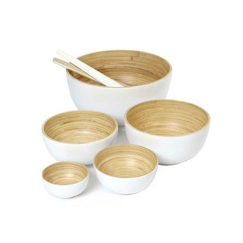 pressed bamboo salad bowls - Google Search