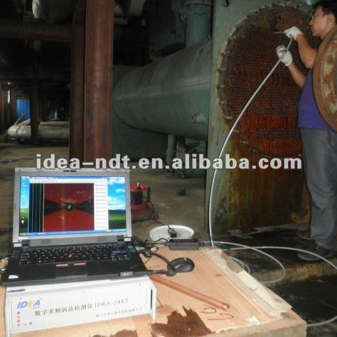 Multi Channel Remote Field Eddy Current Tester/ET/RFT