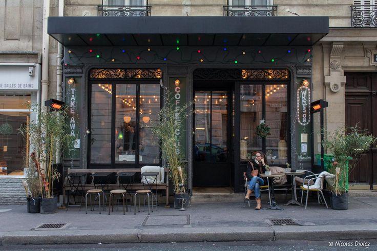 Coffee Club Paris - DR Nicolas Diolez 2016