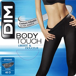 Collant Body Touch Opaque 40D