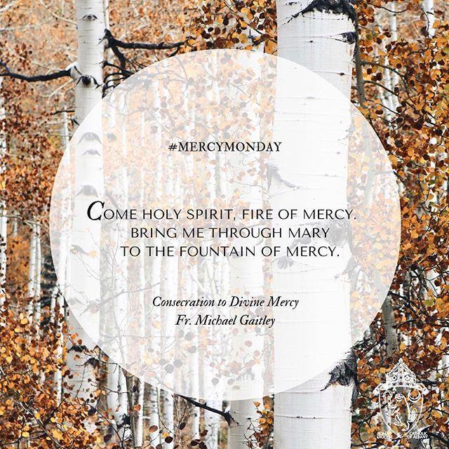#MercyMonday #BeMercy #YearofMercy #ConsecrationtoDivineMercy #Albany #UpstateNewYork