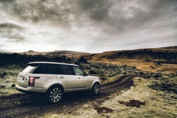 The Land Rover Range Rover #carleasing deal | One of the many cars and vans available to lease from www.carlease.uk.com