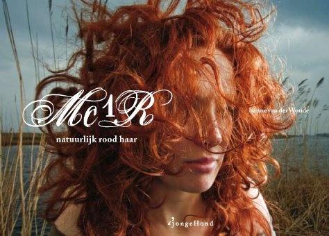"""Book: """"MC1R – Natuurlijk rood haar"""" (Natural red hair) photography by Hanne van der Woude"""