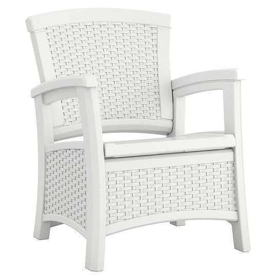 White Wicker Furniture! Discover the best wicker rattan patio furniture for your home! White wicker furniture is incredible for a coastal home. #ResinPatioFurniturespaces
