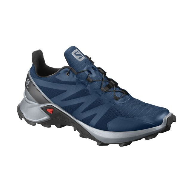 Zapatillas de trail running de hombre Supercross Salomon en ...
