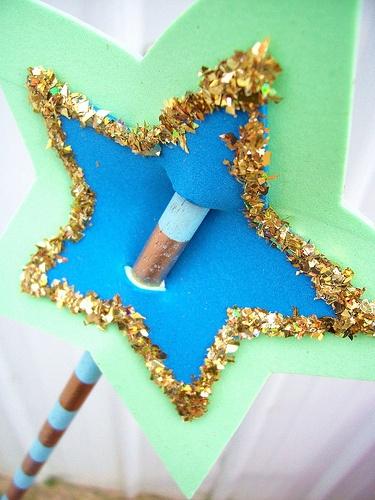 Prince Wand: Princess Wand Craft Foam Tutorial