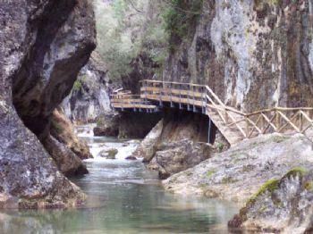 Río Borosa (Sierra de Cazorla, Jaén)